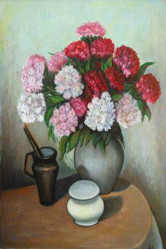Wystawa obrazów Zofii Stanowskiej