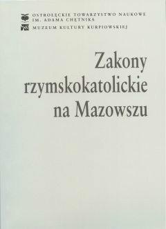 Zakony rzymskokatolickie na Mazowszu