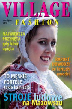 Village fashion. Stroje ludowe na Mazowszu
