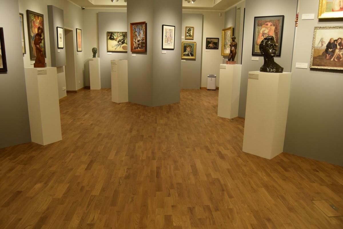 Galeria sztuki polskiej pierwszej połowy XX wieku
