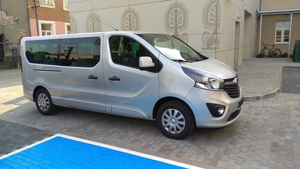Nowy samochód dla muzeum