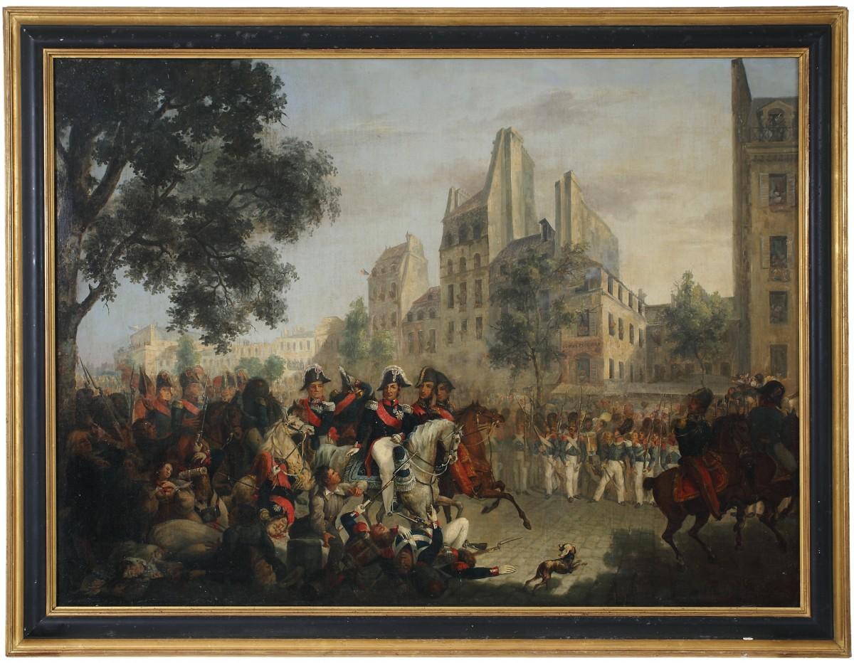 Zakup dwóch obrazów Karola Malankiewicza
