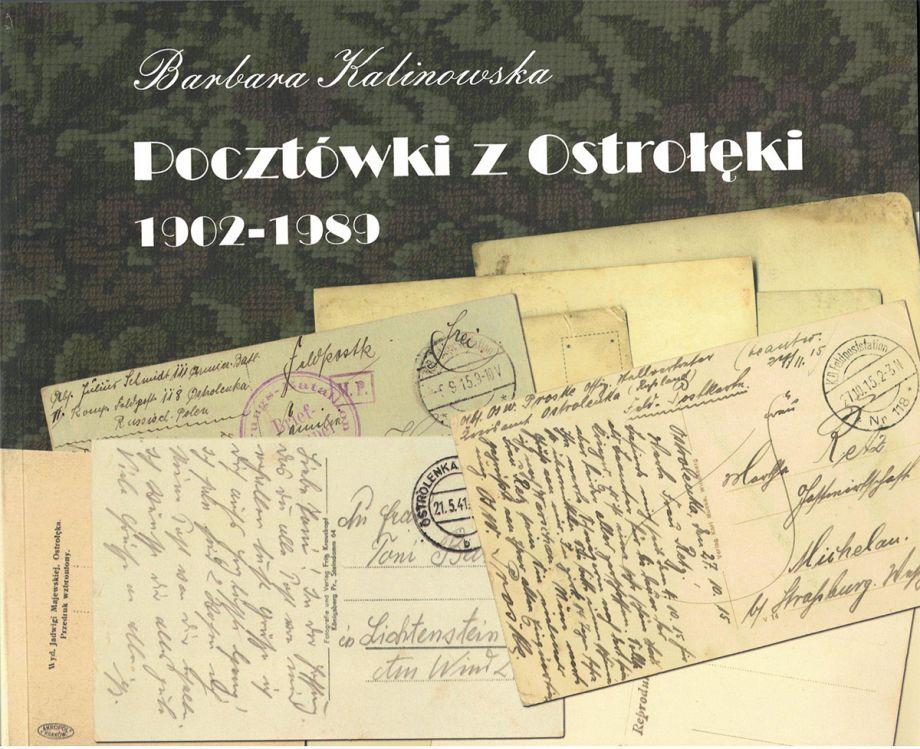 Pocztówki z Ostrołęki 1902-1989
