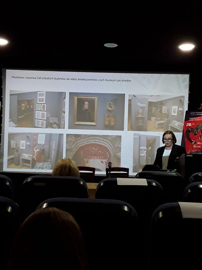 Konferencja naukowa pt.Samorządowe instytucje kultury wobec wyzwań współczesności