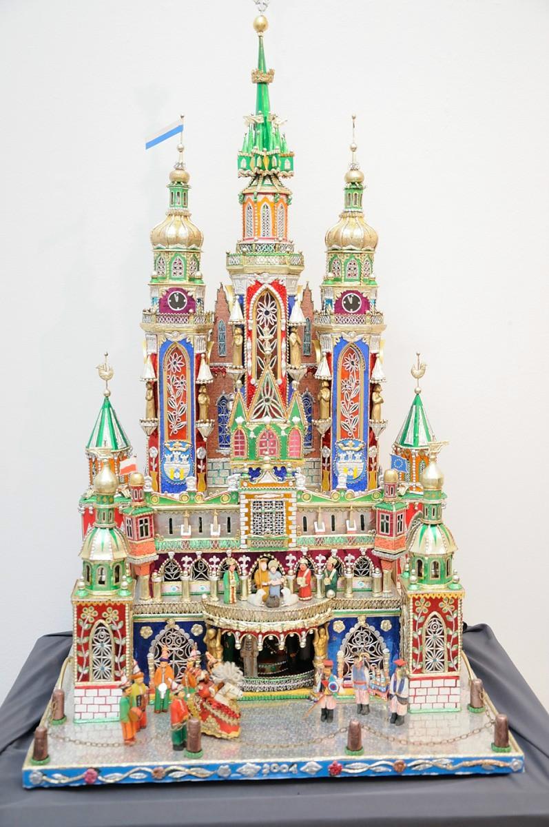 """Wystawa """"Szopki krakowskie"""""""