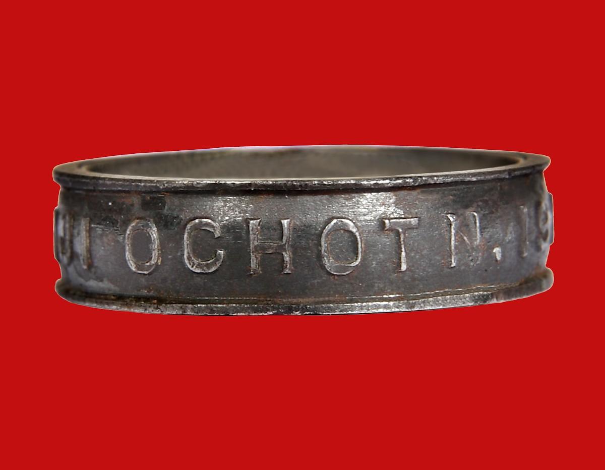 Obrączka Armii Ochotniczej. Ochotnicy w Ostrołęce 1920