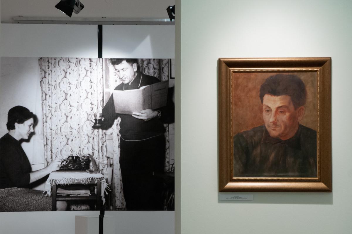 Czas trwania wystawy poświęconej twórczości Henryka Syski został przedłużony