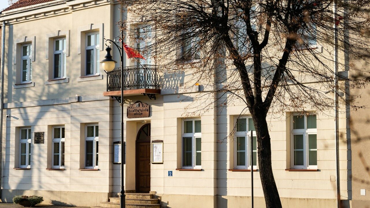 Budynek Muzeum Kultury Kurpiowskiej