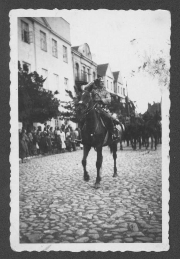 100. rocznica przybycia 5 Pułku Ułanów Zasławskich do Ostrołęki