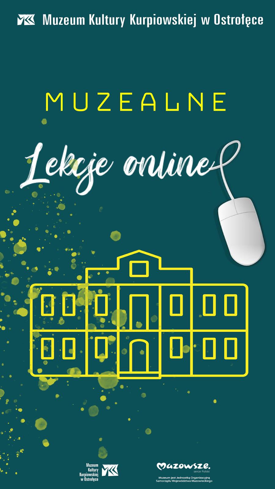 Lekcje online w Muzeum Kultury Kurpiowskiej
