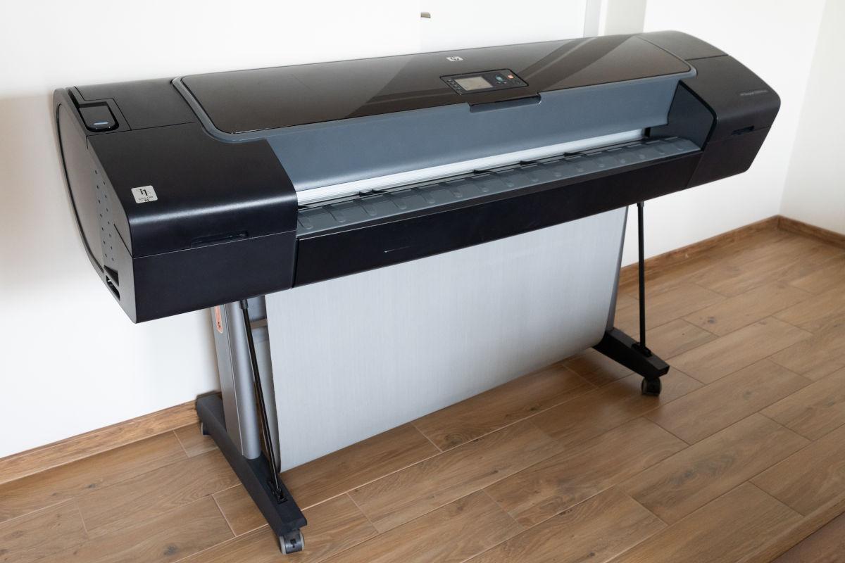 Oferta odsprzedaży drukarki wielkoformatowej